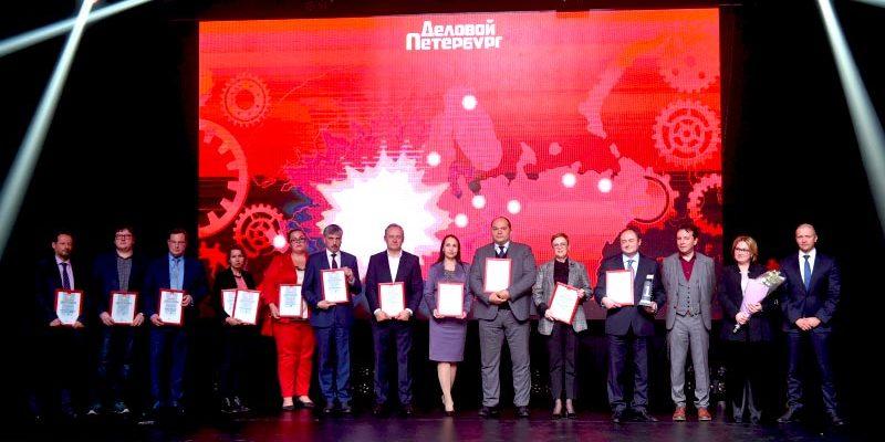 ПАО «Акрон» стало победителем премии «Предприятие года» в номинации «Промышленный лидер»