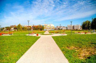 В мэрии Великого Новгорода не знают, что делать с парком Юности