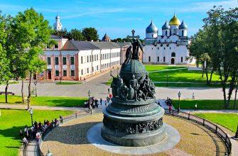Российские туристы посещают Великий Новгород в 7 раз чаще, чем иностранные