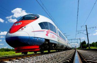 Вблизи Великого Новгорода, может пройти новая ветка высокоскоростной железной дороги