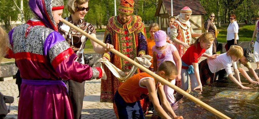 Население Великого Новгорода
