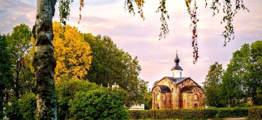 Природа Великого Новгорода