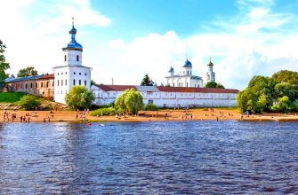 Реки Великого Новгорода