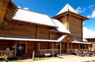 Усадьбы Великого Новгорода